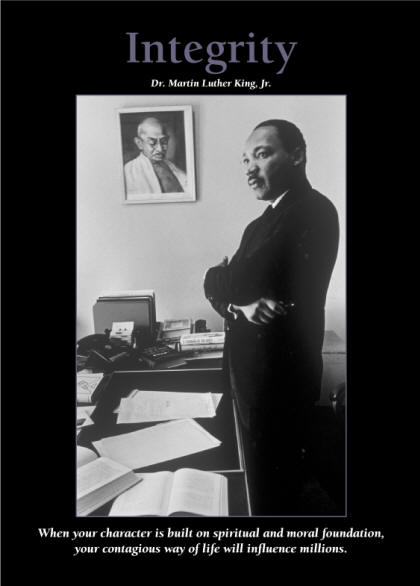 MLK Integrity