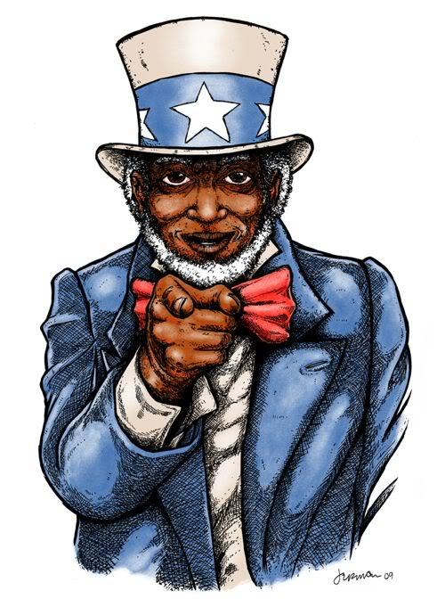 Black Uncle Sam