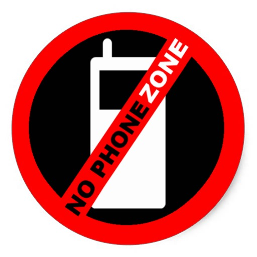 no-phone-zone